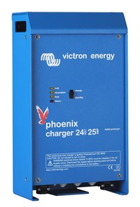 Victron Phoenix Battery Charger 24/25 (2+1)